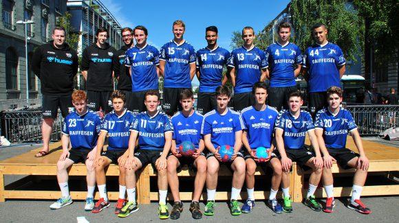 Saisonrückblick SG Handball Seeland U19 Inter