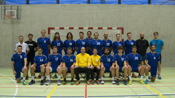 Handball Jegenstorf – HS Biel 2