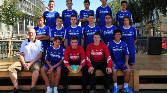 Saisonrückblick SG Handball Seeland U17