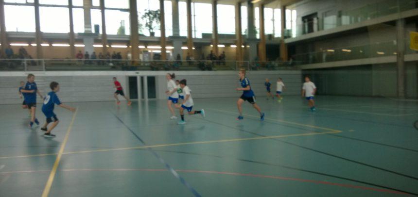 U13 erstes Turnier