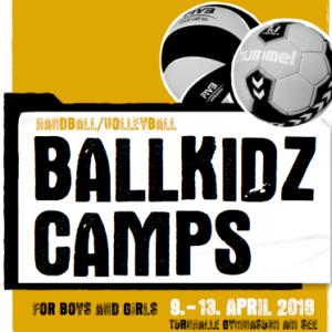 Melde dich jetzt an für das Ballkidz Camp