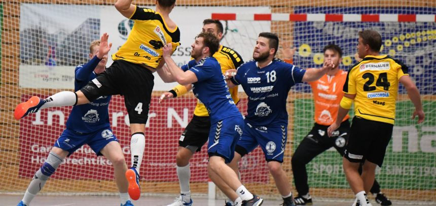 Bieler Handballer verlieren in Stäfa