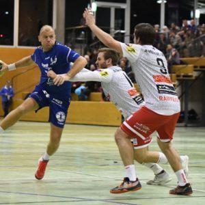 Niederlage gegen die SG Wädenswil/ Horgen
