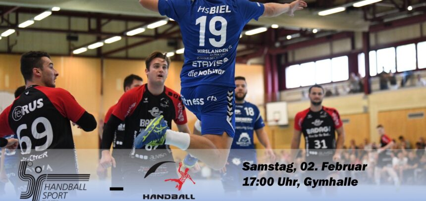 Matchvorschau: HS Biel – Handball Emmen
