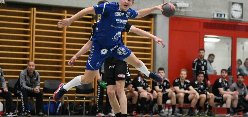 HS Biel vergibt ersten Matchball