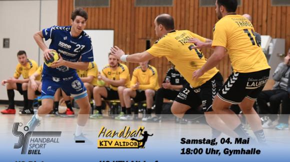 Matchvorschau: HS Biel – HC KTV Altdorf