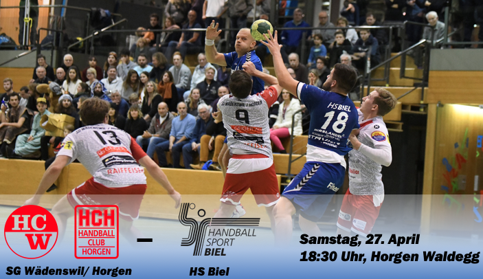 Matchvorschau: SG Wädenswil/ Horgen
