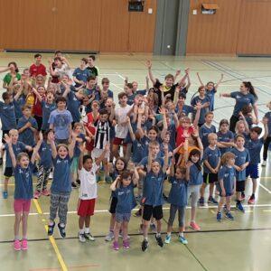 Erfolgreiche Ballkidz Camps 2019