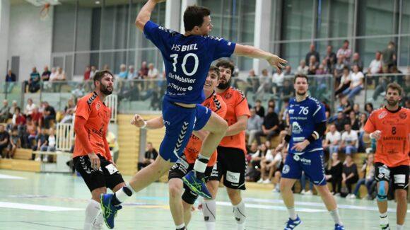 HS Biel mit Niederlage in Möhlin
