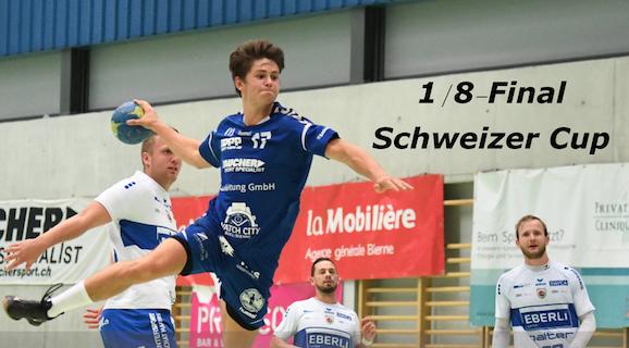 HS Biel trifft auf den HC Kriens-Luzern
