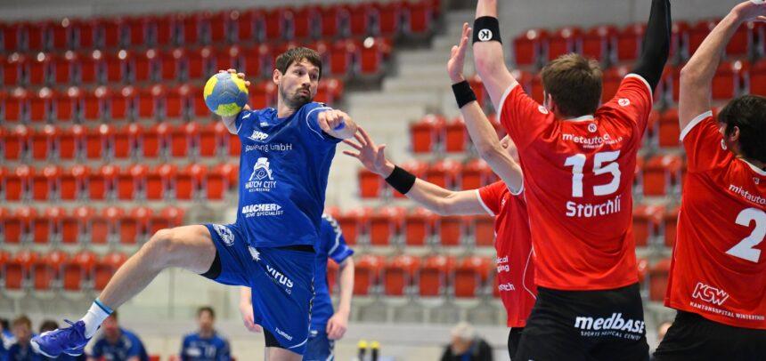 HS Biel mit Niederlage in Winterthur